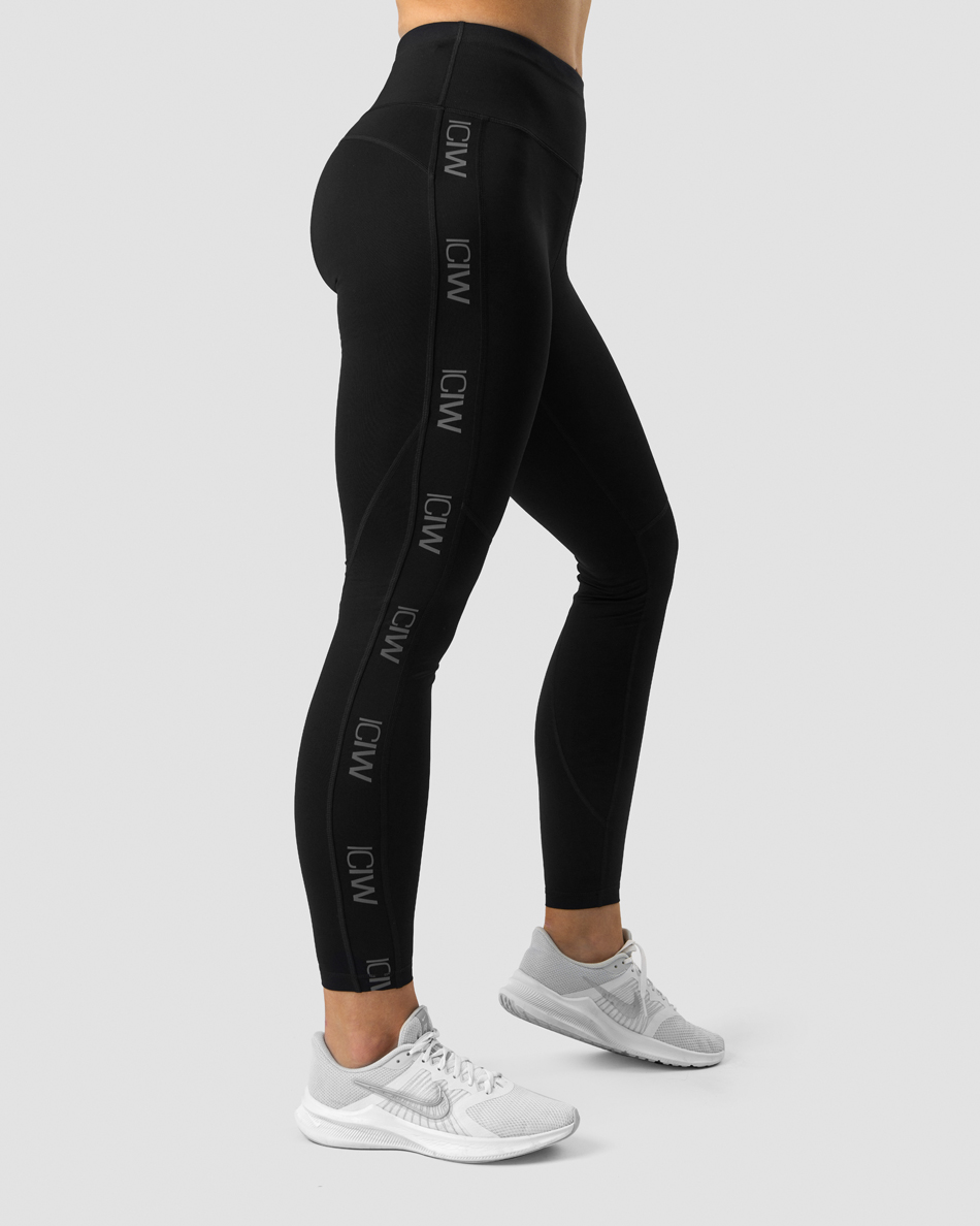 Ultimate Training Tights Black Wmn