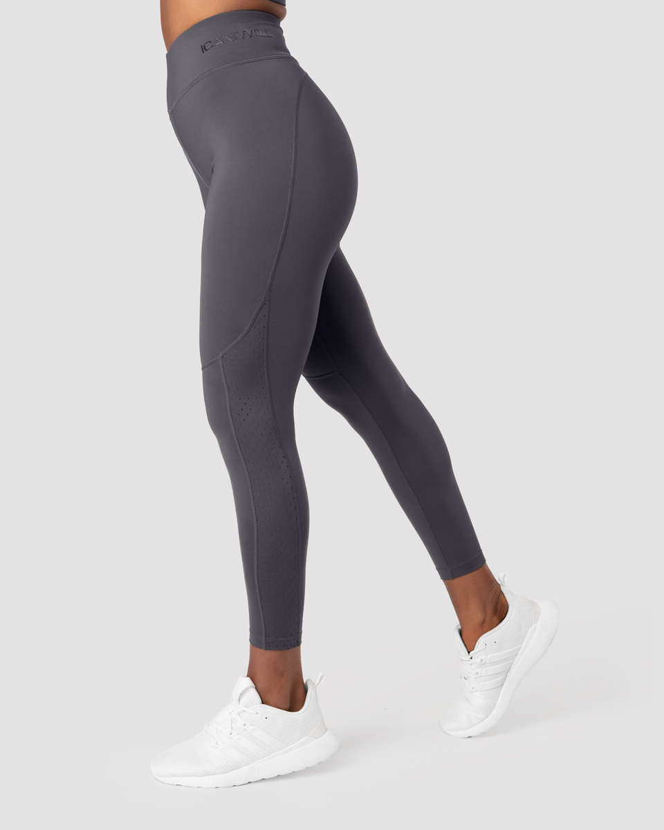 Energize Tights Graphite Wmn